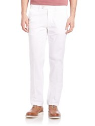Saks Fifth Avenue Cargo Pants White