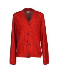 Red Soul Knitwear Cardigans Men