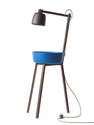 Cappellini Sofa Lamp Accent Table With Lamp
