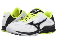 Mizuno Players Trainer White Black Women's Shoes