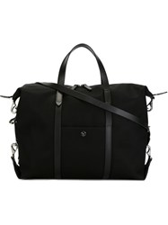 Mismo Utility Briefcase Black
