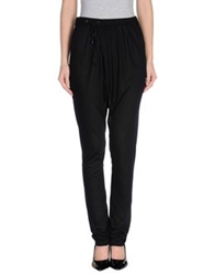 Anne Valerie Hash Casual Pants Black