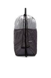 Adidas By Stella Mccartney Run Packable Backpack Charcoal