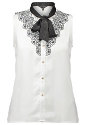 Sister Jane Delilah Blouse White