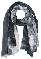 Replay Scarf Grey