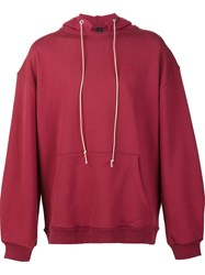 Mr. Completely Classic Hoodie Red