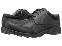 Dockers Gallagher Black Oiled Tumbled Full Grain Men's Lace Up Casual Shoes
