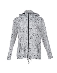 Aimo Richly Jackets White
