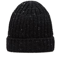 Universal Works Rib Knit Beanie Grey
