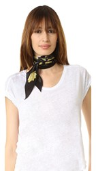 Rockins Flora Super Skinny Scarf Gold