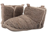 Bedroom Athletics Willis Natural Fleck Men's Slippers White