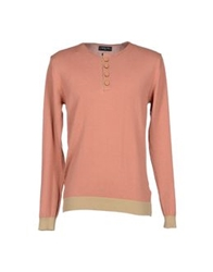 Commune De Paris 1871 Sweaters Rust