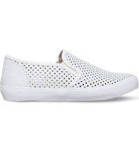 Miss Kg Laila Perforated Skate Shoes White