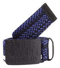 Superdry Sid Belt Navy