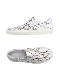 Bruno Bordese Footwear Low Tops And Trainers Women White