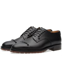 Valentino Rock Stud Derby Black