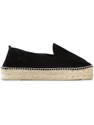 Manebi 'Hamptons' Espadrilles Black