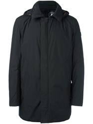 Save The Duck Hooded Parka Black