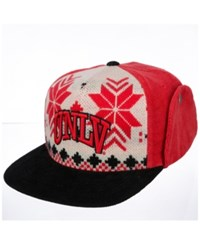 Top Of The World Unlv Runnin' Rebels Christmas Sweater Strapback Cap