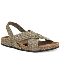 Muk Luks Morgan Slingback Wedge Sandals Women's Shoes