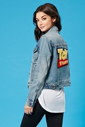 Forever 21 Pixar Woody Denim Jacket