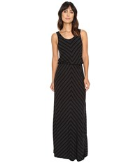 Rip Curl Nightline Maxi Dress Black Women's Dress