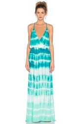 Young Fabulous And Broke Nala Maxi Dress Teal