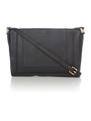 Dickins And Jones Taylor Crossbody Bag Black