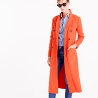 J.Crew Collection Wool Cashmere Duster Coat