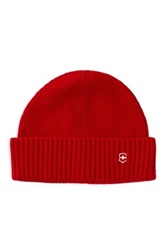 Victorinox Essential Knit Cap Red