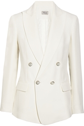 Temperley London Oscar Double Breasted Cady Blazer