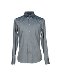 Asfalto Shirts Grey