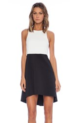 Minty Meets Munt Voyager Dress White