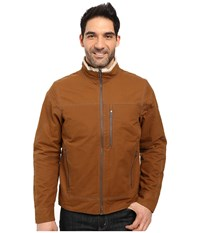 Kuhl Burr Lined Jacket Teak Men's Coat Brown