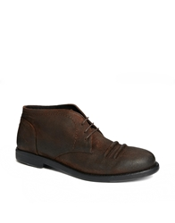 F Troupe Desert Boots Brown