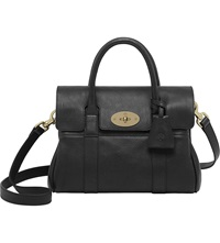 Mulberry Small Bayswater Satchel Black