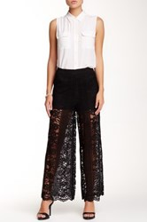 Endless Rose St. Albans Lace Pant Black