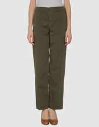 G750g Casual Pants Military Green