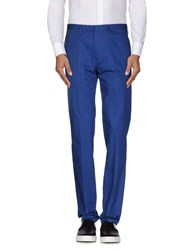 Marc By Marc Jacobs Trousers Casual Trousers Men Bright Blue