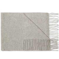 Norse Projects Sigurd Scarf Light Grey Melange