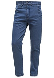 Dr. Denim Dr.Denim Rusty Chinos Mid Blue Blue Denim