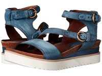 Miz Mooz Priam Air Women's Sandals Blue