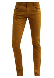 Element Boom Slim Fit Jeans Curry Mustard