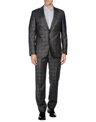 Paoloni Suits And Jackets Suits Men Lead