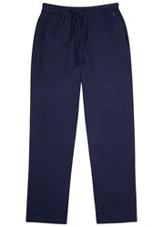 Ralph Lauren Navy Stretch Modal Pyjama Trousers