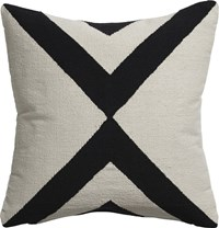 Cb2 Xbase 23'' Pillow With Down Alternative Insert