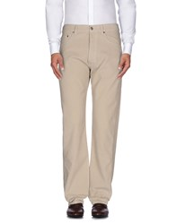 Alain Trousers Casual Trousers Men Beige