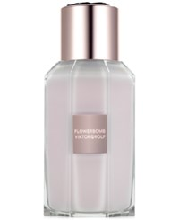 Viktor And Rolf Flowerbomb Foaming Bath Moussant 10.1 Oz