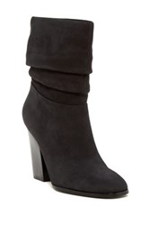 Sigerson Morrison Misi Slouch Mid Boot Black