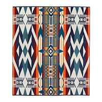 Pendleton Towel For Two 157X178cm Fire Legend